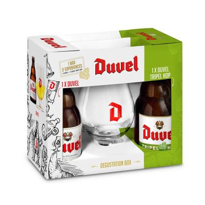 Duvel 330ml & Glass Gift Set