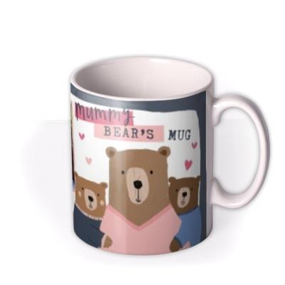 Cute Bears Mummy Bear's Mothers Day Mug