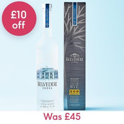 Belvedere Vodka 75cl