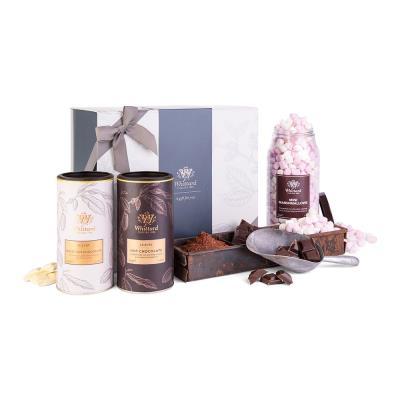 Whittard Hot Chocolate Heaven Selection Tin