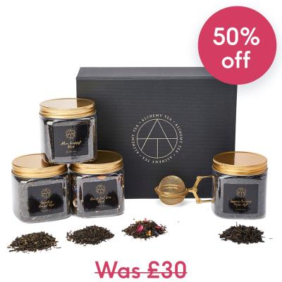 Alchemy Tea Old English Collection