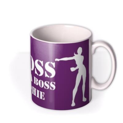 Birthday Mug - Floss - Floss Like A Boss - Fortnite