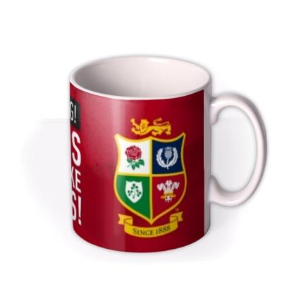 The British And Irish Lions There Is Nothing Like The Lions Mug