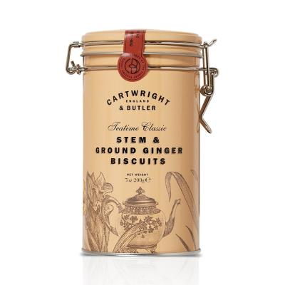 Cartwright & Butler Stem Ginger Biscuits