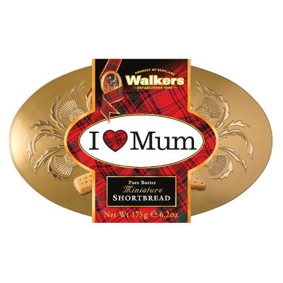 Walkers 'I Love  Mum' Miniatures Tin (175g)