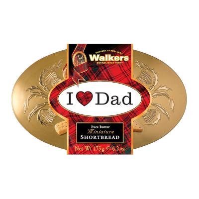 Walkers 'I Love Dad' Miniatures Tin (175g)