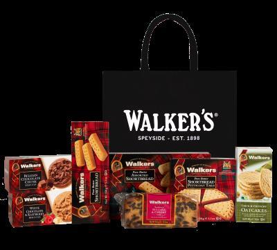 Walkers Luxury Shortbread Selection (1.95kg)