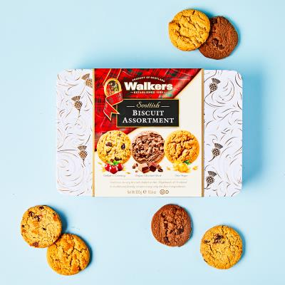 Walkers Scottish Biscuit Assortment Tin (300g)