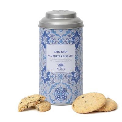 Whittards Earl Grey All Butter Biscuits (150g)