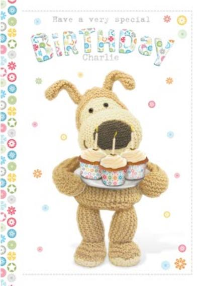 Boofle Have A Very Special Birthday Card