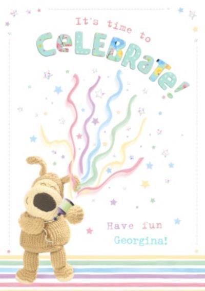 Female Birthday Card - Boofle - sentimental