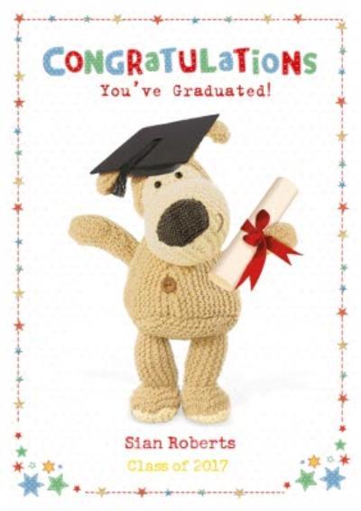 Boofle Congratulation Youve Graduated Card