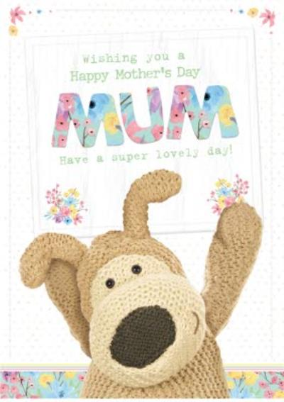 Mother's Day Card - Mum - Boofle