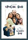 Boofle To A Very Special Dad On Father's Day Photo Card