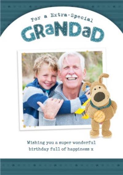 Boofle cute Extra special Grandad Birthday Card