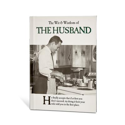 Wit and Wisdom of the Husband Book