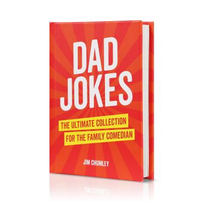 The Ultimate Collection of Dad Jokes Book