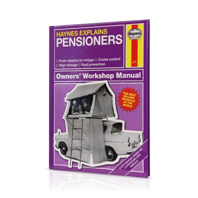 Haynes Explains: Pensioners Manual