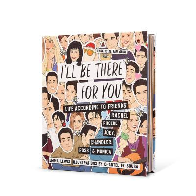 'I'll Be There For You' Book