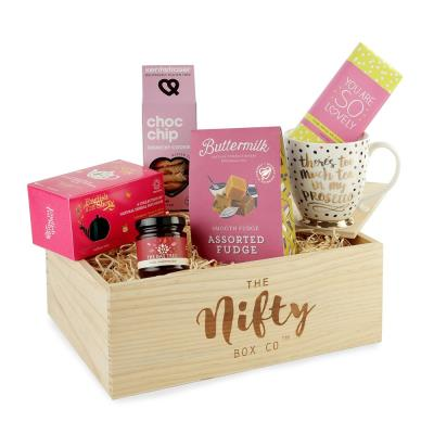 Tea Lovers Hamper Gift Box