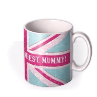 Union Jack Britain's Yummiest Mummy Mug