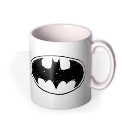 Batman birthday mug - non-personalised