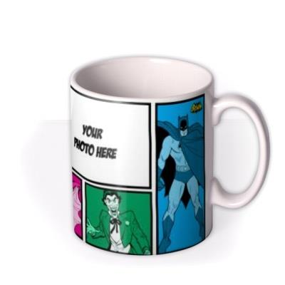 Batman Classic Colour Pop Photo Upload Mug