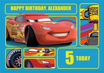 Disney Birthday Cards Personalised Disney Birthday Cards Moonpig