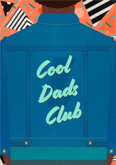 Cool Dads Club Card