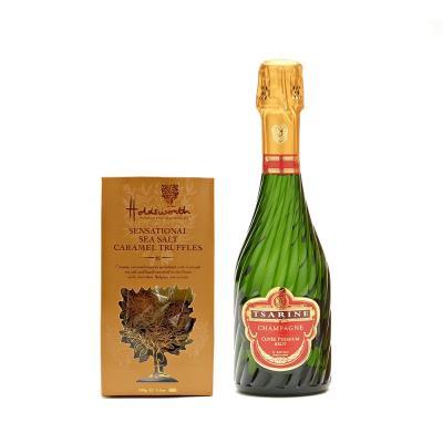 Tsarine Champagne & Truffles