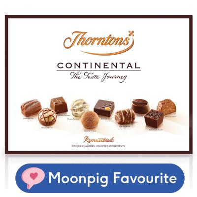 Thorntons Continental Chocolate Box 284g