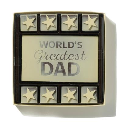Choc on Choc World's Greatest Dad Chocolate Box
