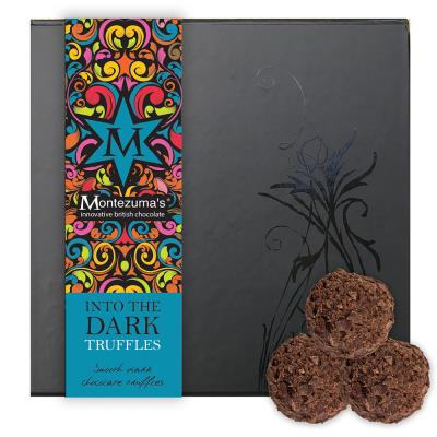 Montezuma Into the Dark Chocolate Truffle Collection