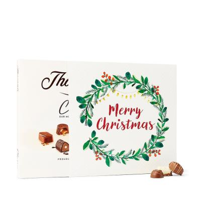 Thorntons Classics Merry Christmas Chocolate Box