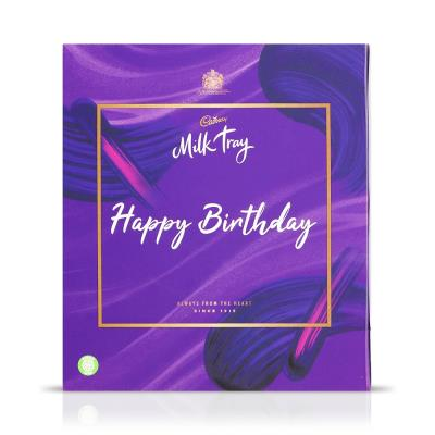 Happy Birthday Cadbury Milk Tray (360g)