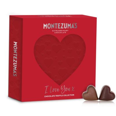 Montezuma I Love You Truffle Collection Box
