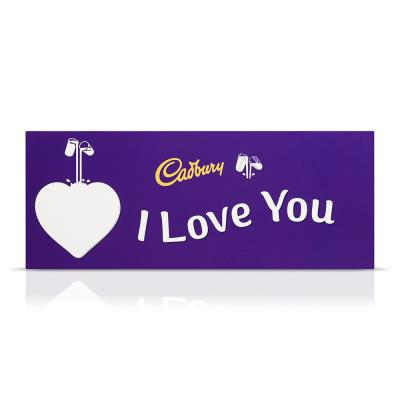 Giant I Love You Cadbury Dairy Milk (850g)
