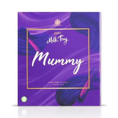 Mummy Cadbury Milk Tray