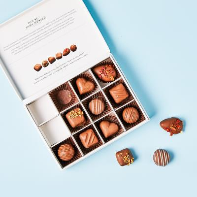 House of Dorchester Milk Chocolate Truffle Selection (160g)