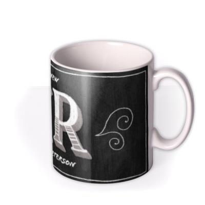 Wedding New Mr Personalised Mug