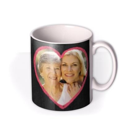 Home Is Where Mum Is Mother's Day Photo Mug