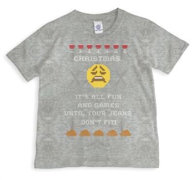 Christmas Fun Personalised T-shirt