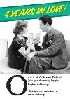 Black And White Years In Love Funny Personalised Anniversary Card