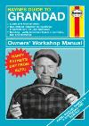 Haynes Guide To Grandad Funny Father's Day Card