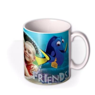 Finding Dory Friends Photo Upload Mug