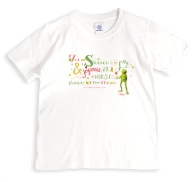 The Muppets Kermit Christmas T-Shirt