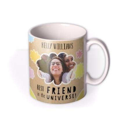 Fab Friend Photo Upload Mug