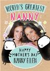 Deeply Sheeply - World's Greatest Nanny - Photo Upload
