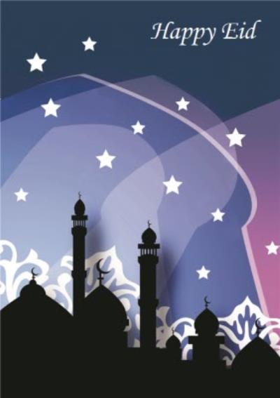 Eid Message Card