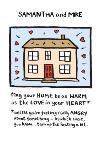 May Your Home Be Warm Personalised New Home Card